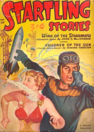 Startling Stories May 1950. STARTLING STORIES