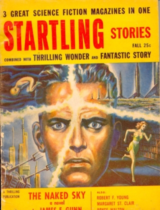 Startling Stories Fall 1955. STARTLING STORIES
