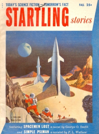 Startling Stories Fall 1954. STARTLING STORIES