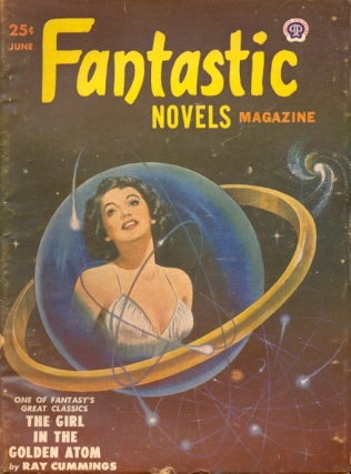 Fantastic Novels Magazine: June 1951. Fantastic Novels Magazine