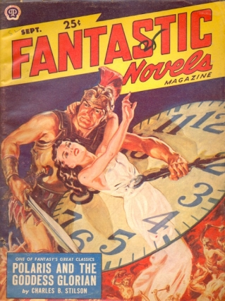 Fantastic Novels Magazine: September 1950. Fantastic Novels Magazine
