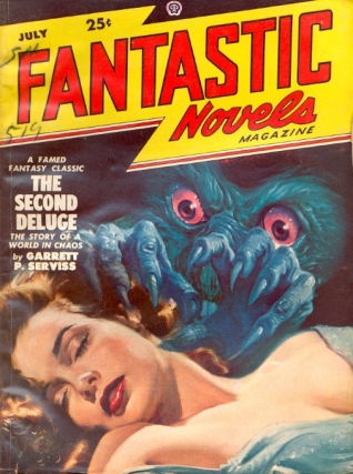 Fantastic Novels Magazine: July 1948. Fantastic Novels Magazine