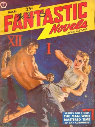 Fantastic Novels Magazine: March 1950. Fantastic Novels Magazine
