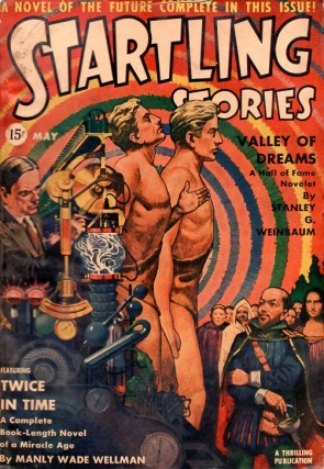 Startling Stories May 1940. STARTLING STORIES