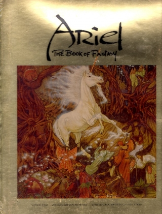 Ariel: The Book of Fantasy Volume 4. Frank Herbert