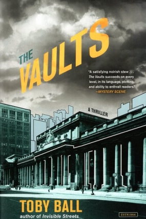 The Vault. Toby Ball