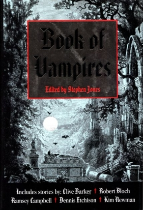 Book of Vampires. Stephen Jones