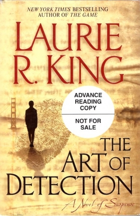 Ther Art of Detection. Laurie King