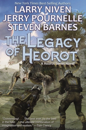 The Legacy of Heorot: Heorot Book 1. Larry Niven, Jerry Pournelle, Steven Barner