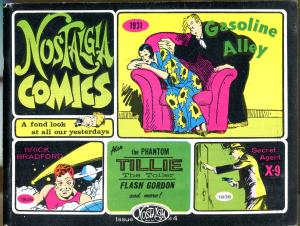 Nostalgia Comics Issue 4. Bill Chadbourne