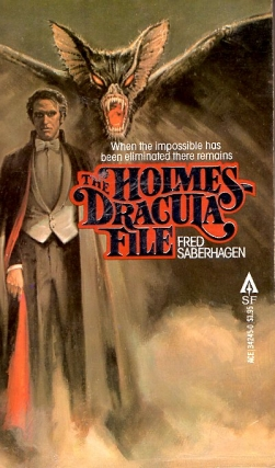 The Holmes-Dracula File. Fred Saberhagen