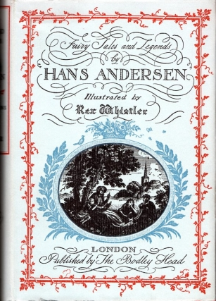 Fairy Tales and Legends By Hans Anderson. Hans Anderson