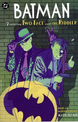 Batman: Featuring Two-Face and the Riddler. Neil Gaiman
