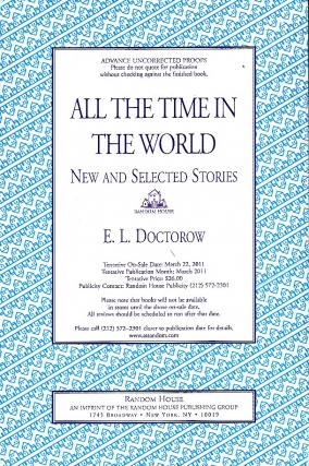 All the Time in the World. E. L. Doctorow