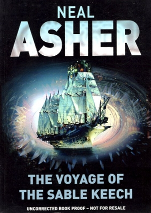 The Voyage of the Sable Keech. Neal Asher