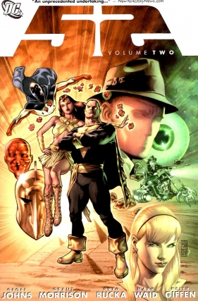 52: Volume Two (2) Infinite Crisis. Grant Morrison Geoff Johns, Mark Waid, Greg Rucka
