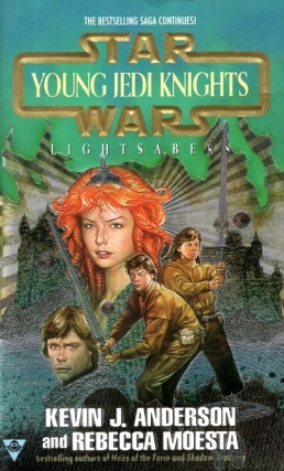 Lightsabers: Star Wars: Young Jedi Knights, Book 4. Kevin J. Anderson, Rebecca Moesta