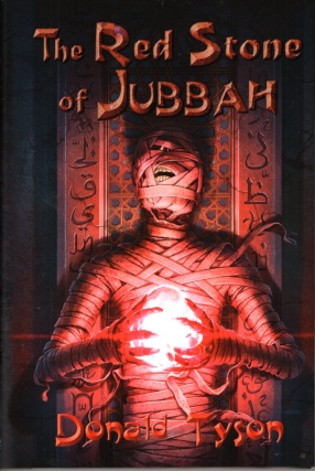 The Red Stone of Jubbah. Donald Tyson
