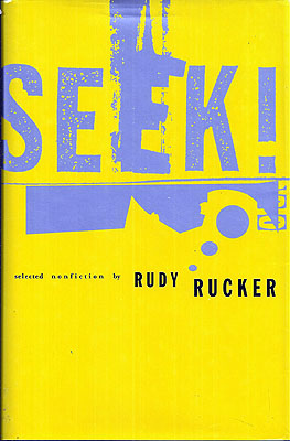 Seek! Rudy Rucker