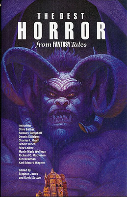 The Best Horror from Fantasy Tales