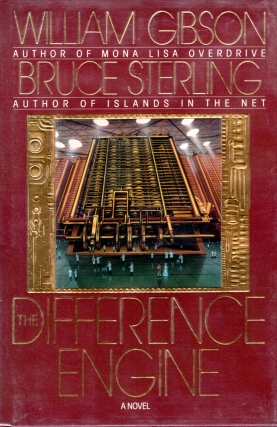 The Difference Engine. William Gibson, Bruce Sterling