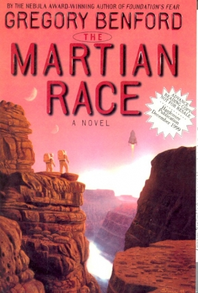 The Martian Race. Gregory Benford